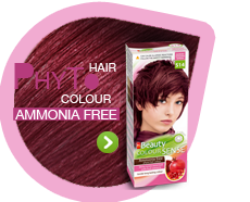 Ammonia free phyto hair - color