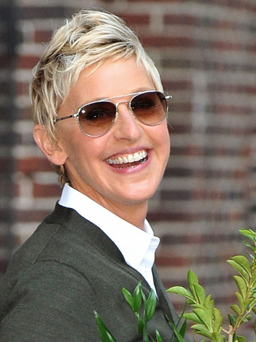 Ellen degeneres without makeup